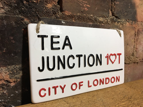 TEA JUNCTION-City Of London