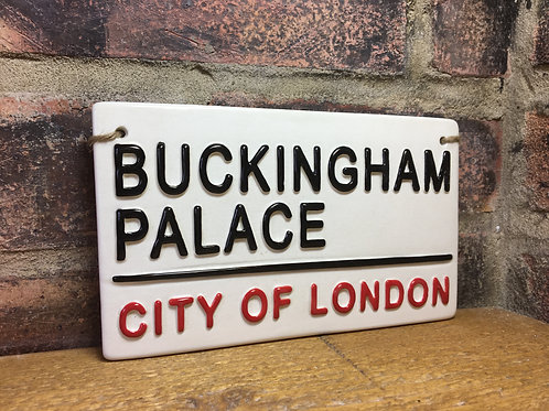 BUCKINGHAM PALACE-City of London