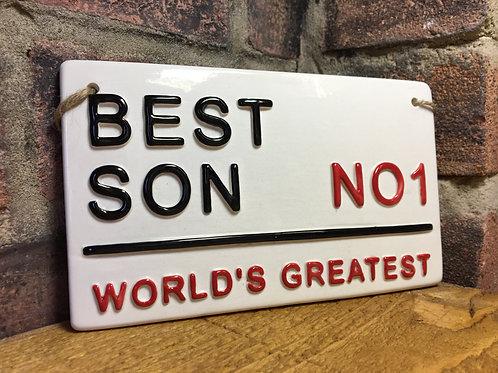 BEST SON-World's Greatest