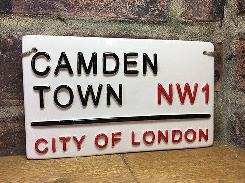 Camden Town-City of London
