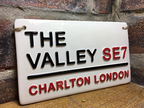 Charlton Athletic-The Valley