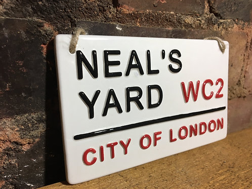 NEAL'S YARD-City Of London