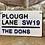 Thumbnail: THE DONS-Plough Lane