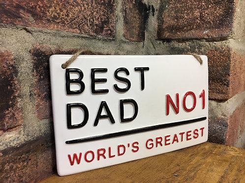 BEST DAD- Worlds Greatest