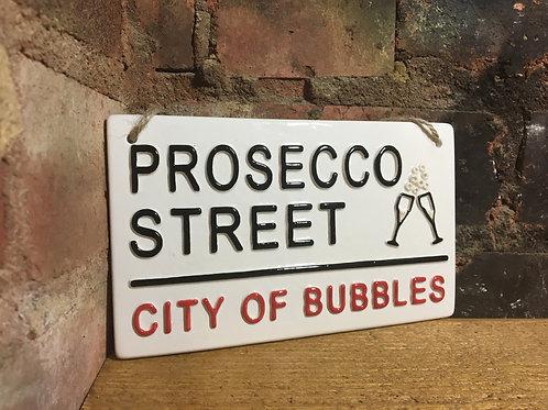 PROSECCO CITY OF BUBBLES