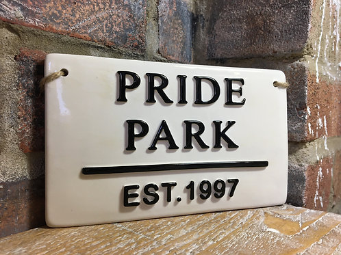 PRIDE PARK-Est.1997