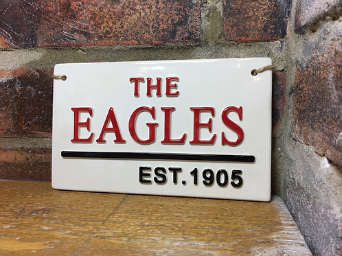 CRYSTAL PALACE- The Eagles