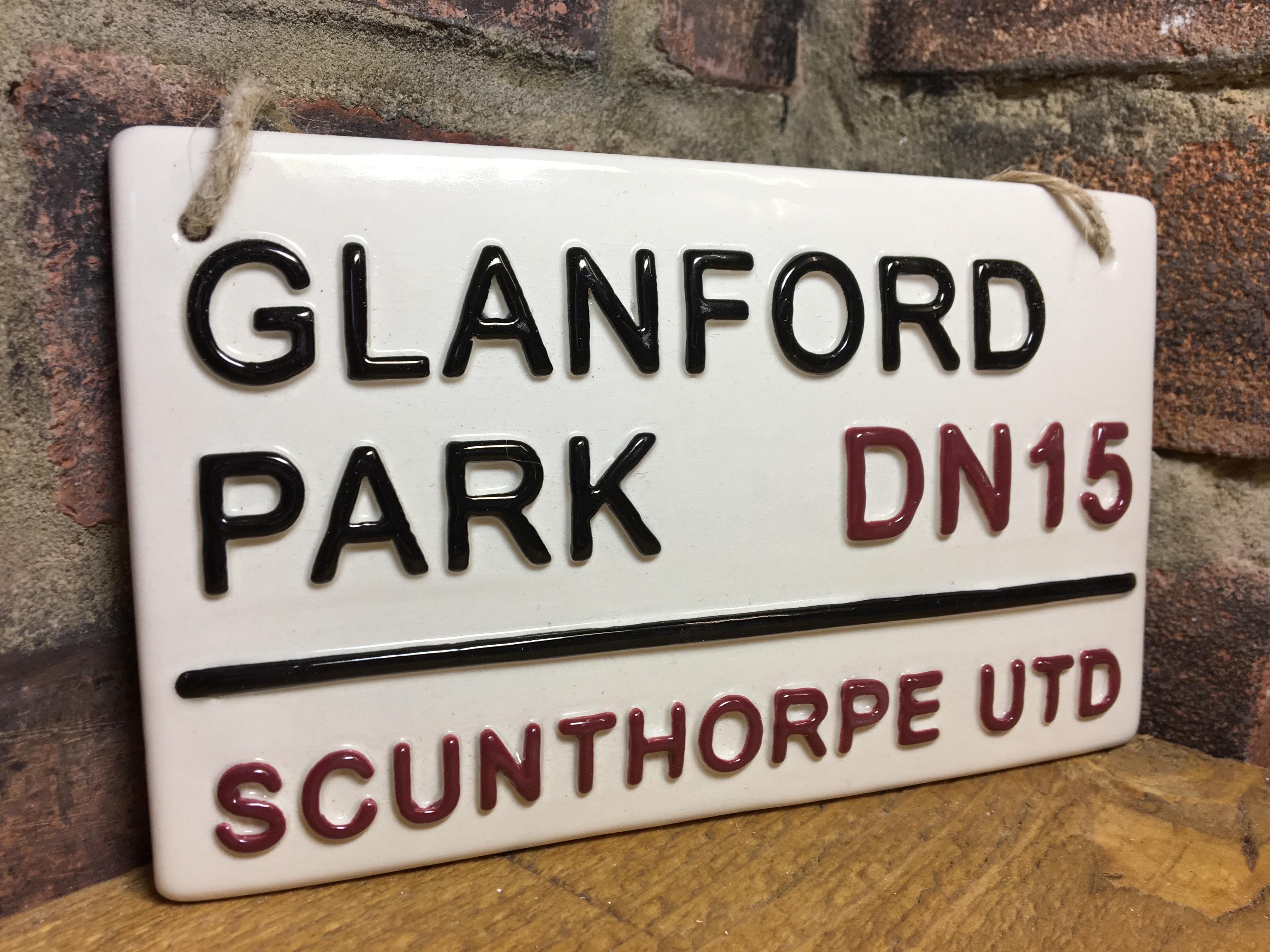 Thumbnail: SCUNTHORPE UTD-Glanford Park