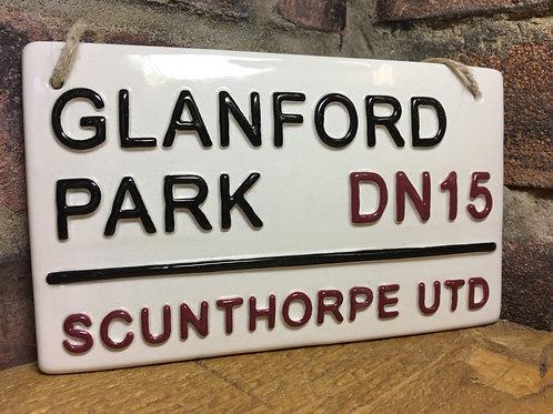 SCUNTHORPE UTD-Glanford Park