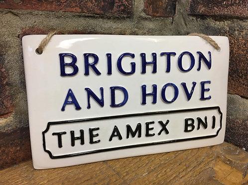 BRIGHTON AND HOVE-The Amex