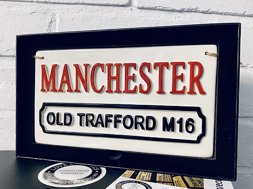MANCHESTER-Old Trafford