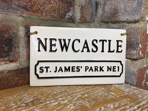 NEWCASTLE-St James' Park NE1