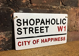 Shopaholic Street-For the shopper who has everything