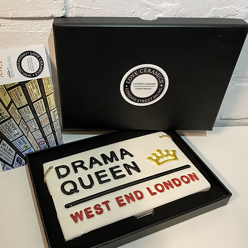 DRAMA QUEEN-West End London