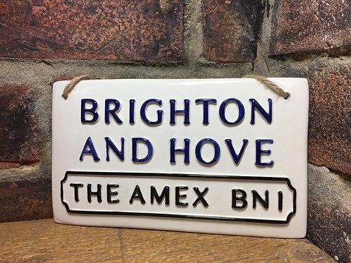 THE AMEX-Brighton & Hove