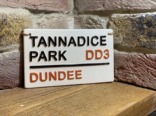 Dundee-Tannadise Park