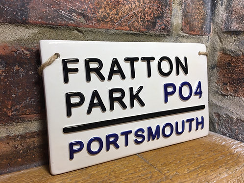 PORTSMOUTH-Fratton Park