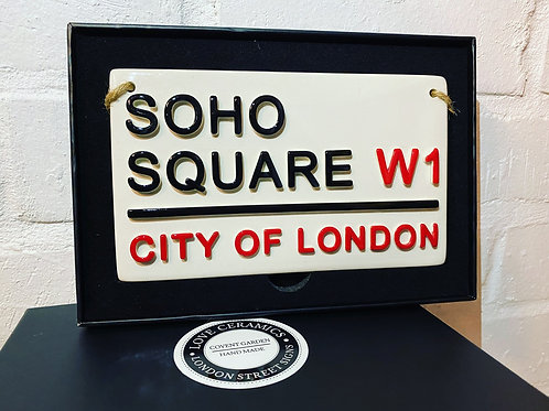 SOHO SQUARE-City of London