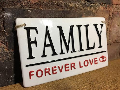 FAMILY- Forever Love