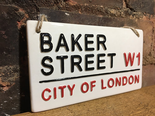 BAKER STREET- City Of London