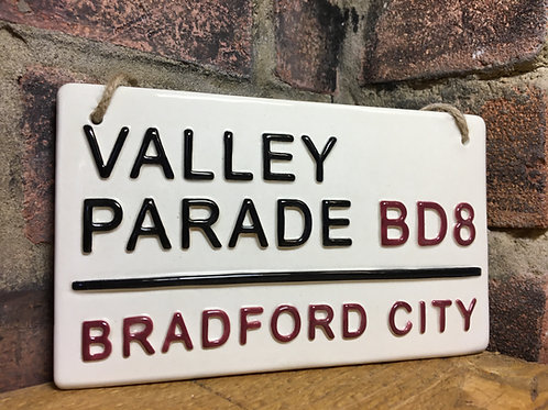 BRADFORD CITY-Valley Parade