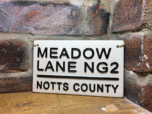 NOTTS COUNTY-Meadow Lane