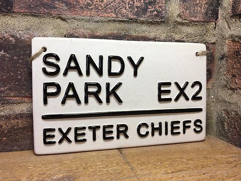 EXETER CHIEFS-Sandy Park