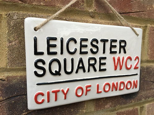 LEICESTER SQUARE-City of London