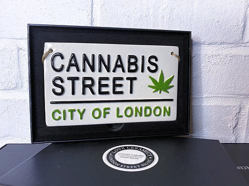 CANNABIS STREET