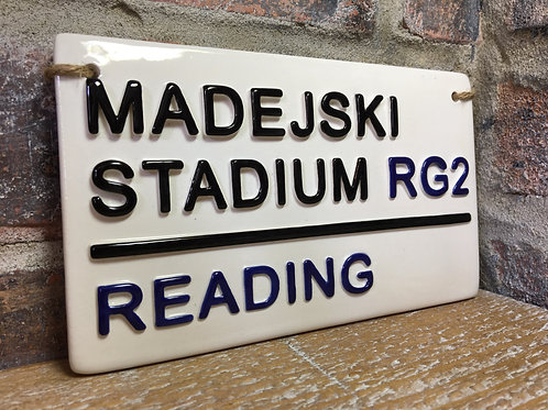 READING-Madejski Stadium