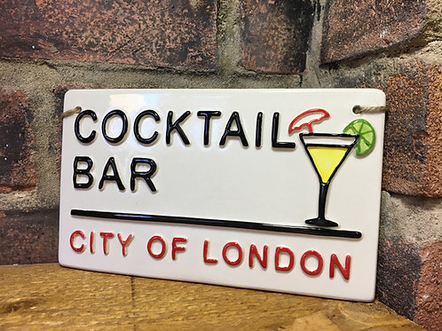 COCKTAIL BAR-City of London