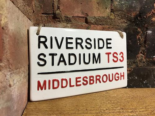 Middlesbrough-Riverside Stadium