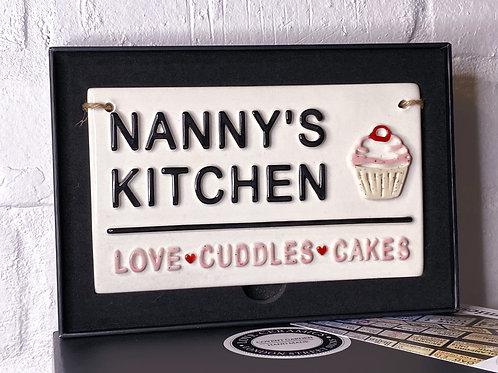 NANNY'S KITCHEN