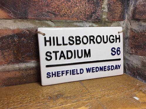 Sheffield Wednesday-Hillsborough Stadium