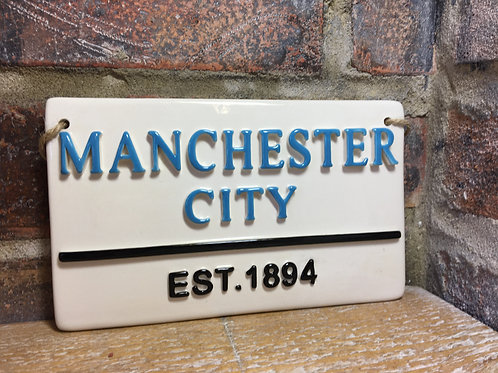 Manchester City-Est. 1894