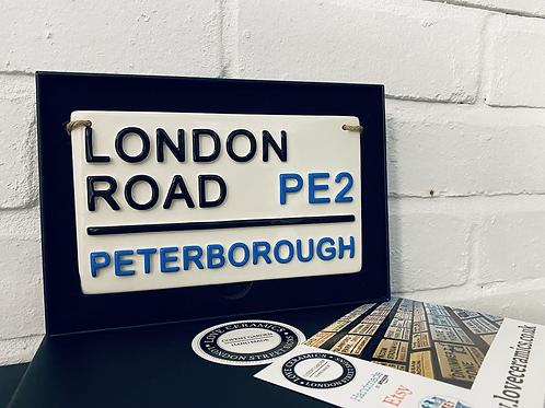 PETERBOROUGH-London Road