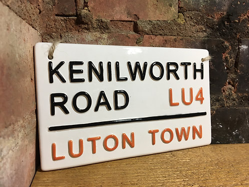 LUTON TOWN- Kenilworth Road