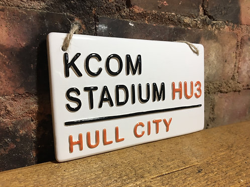 HULL CITY-Kcom Stadium