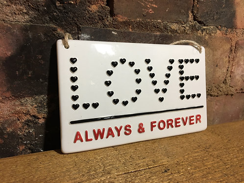 LOVE IN HEARTS - Always & Forever