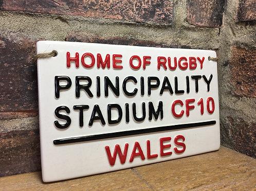 PRINCIPALITY STADIUM-WALES