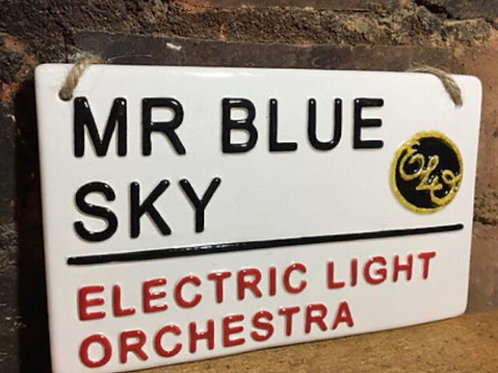 Electric Light Orchestra-Mr Blue Sky