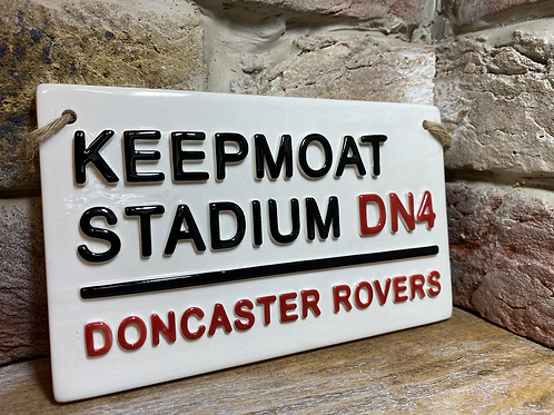 DONCASTER ROVERS- Keepmoat Stadium