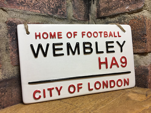 WEMBLEY- Home Of Football
