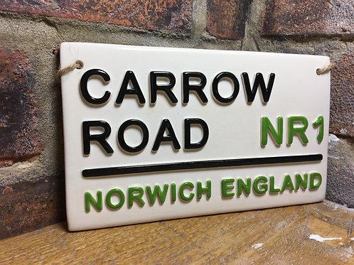 NORWICH- Carrow Road