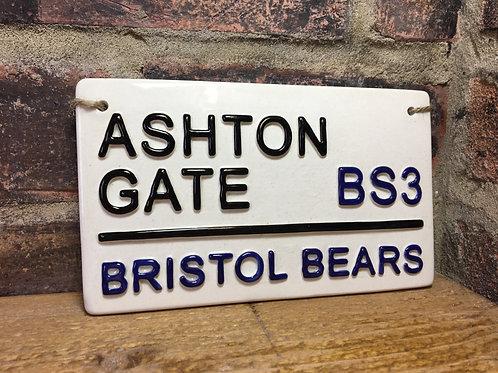 BRISTOL BEARS-Ashton Gate
