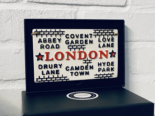 LONDON'S Favourite streets