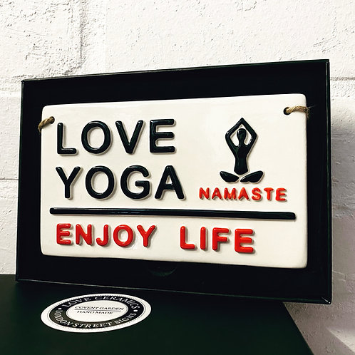 LOVE YOGA-Enjoy Life