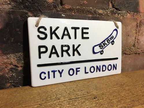 Skate Park-City Of London