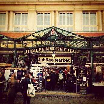 Londons best Arts & Crafts Market, Covent Garden, London
