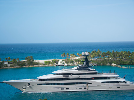 10 Most Ridiculously Expensive Yachts in the World